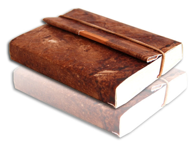 Monk Paper Butter Rustic Curry Lokta Trekker Journal