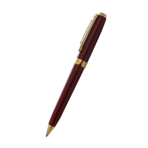 Sheaffer Prelude Mini Lacquer Red with Gold Trim Ballpoint Pen