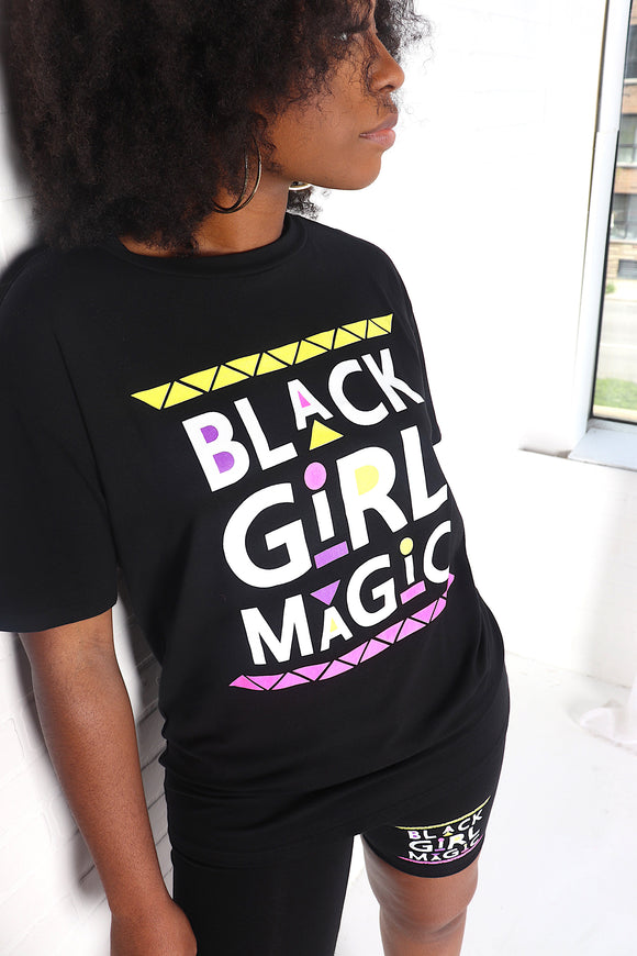 BLACK GIRL MAGIC Graphic Set