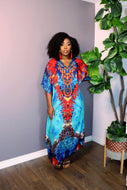 LADY PASSION Kaftan Dress
