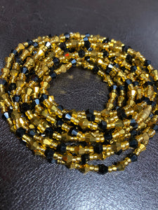 KOJO Crystal Waist Beads (with Screw Clasp)