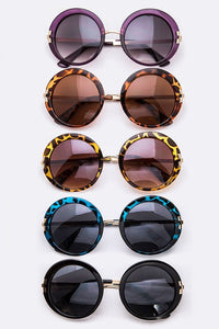 FUN IN THE SUN Fashion Sunglasses