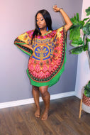 HARMONY Kaftan Dress