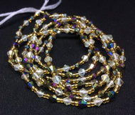 Afia Crystal Waist Beads