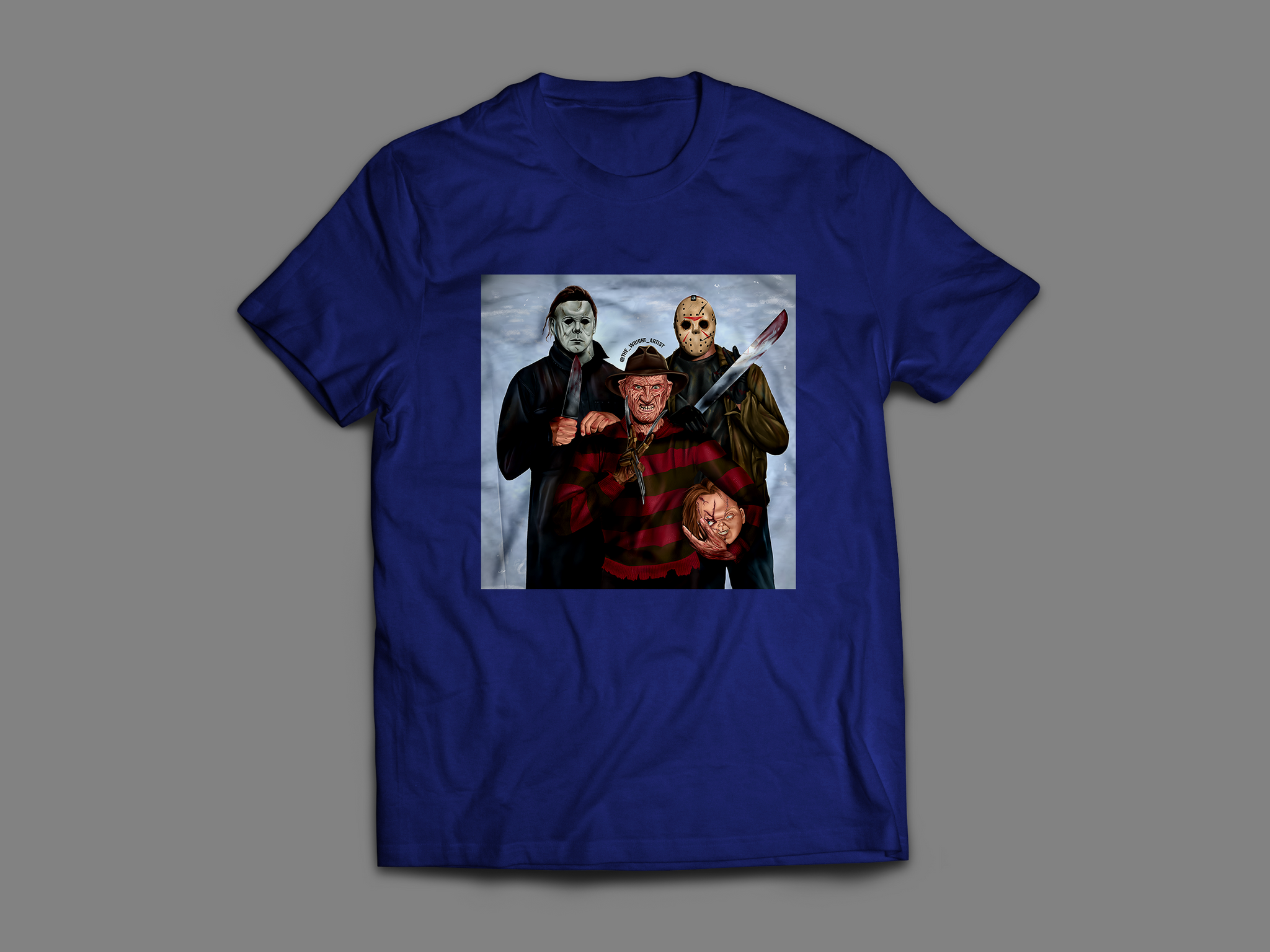 'The Terror Team' T-Shirt
