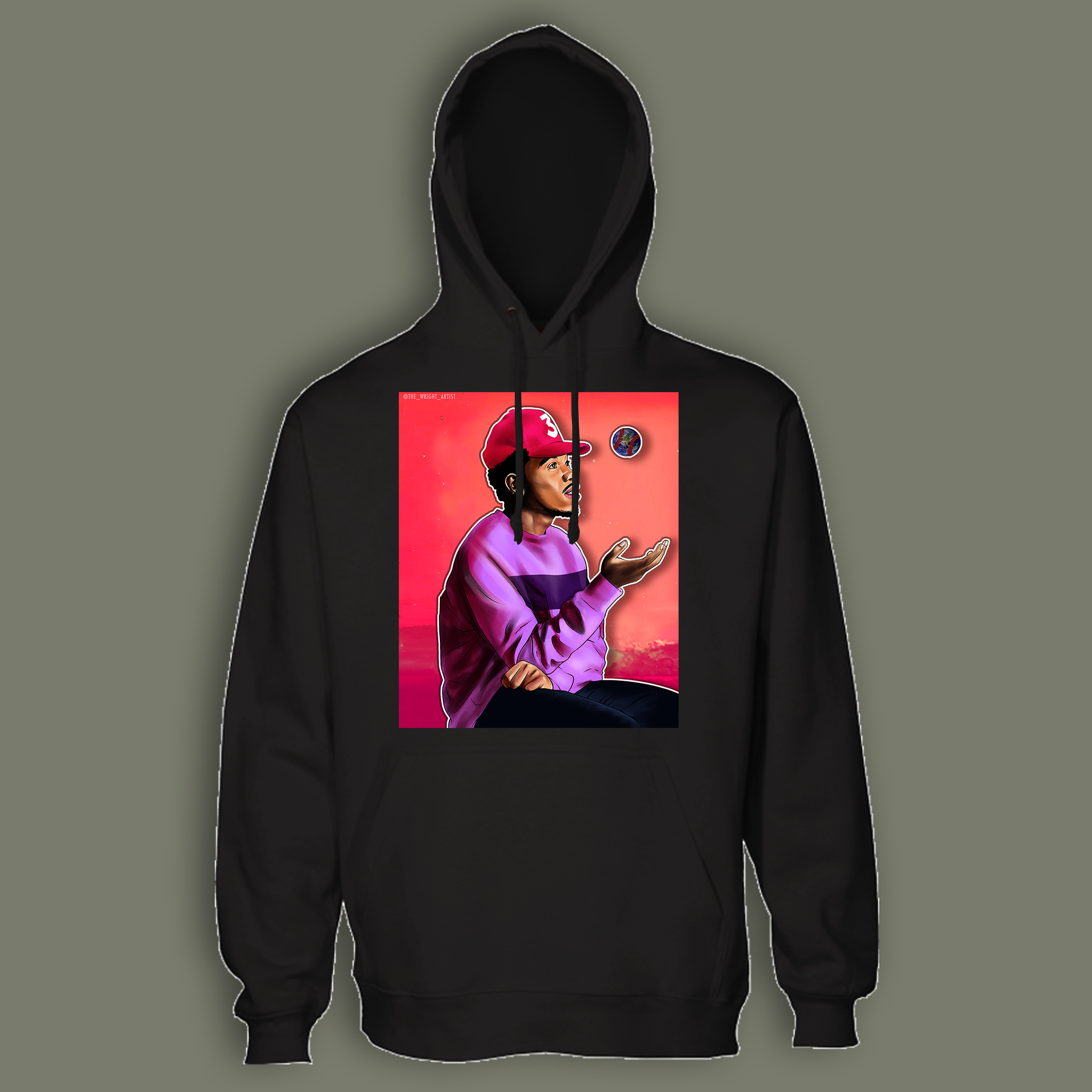 Chance The Rapper Hoodie
