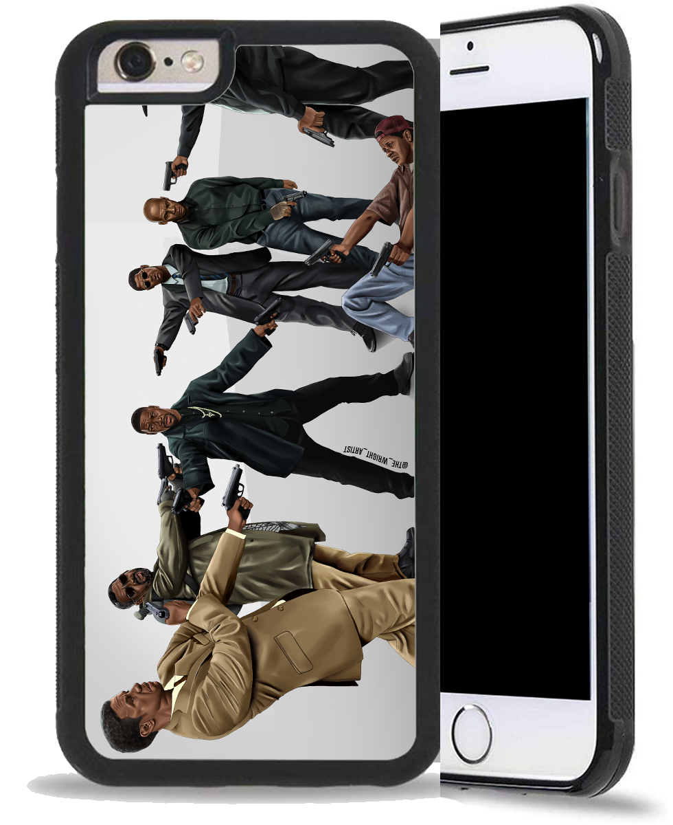The Denzel Standoff | Phone Case