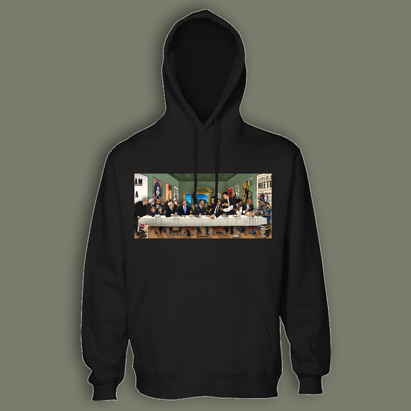Feast of Knowledge Hoodie