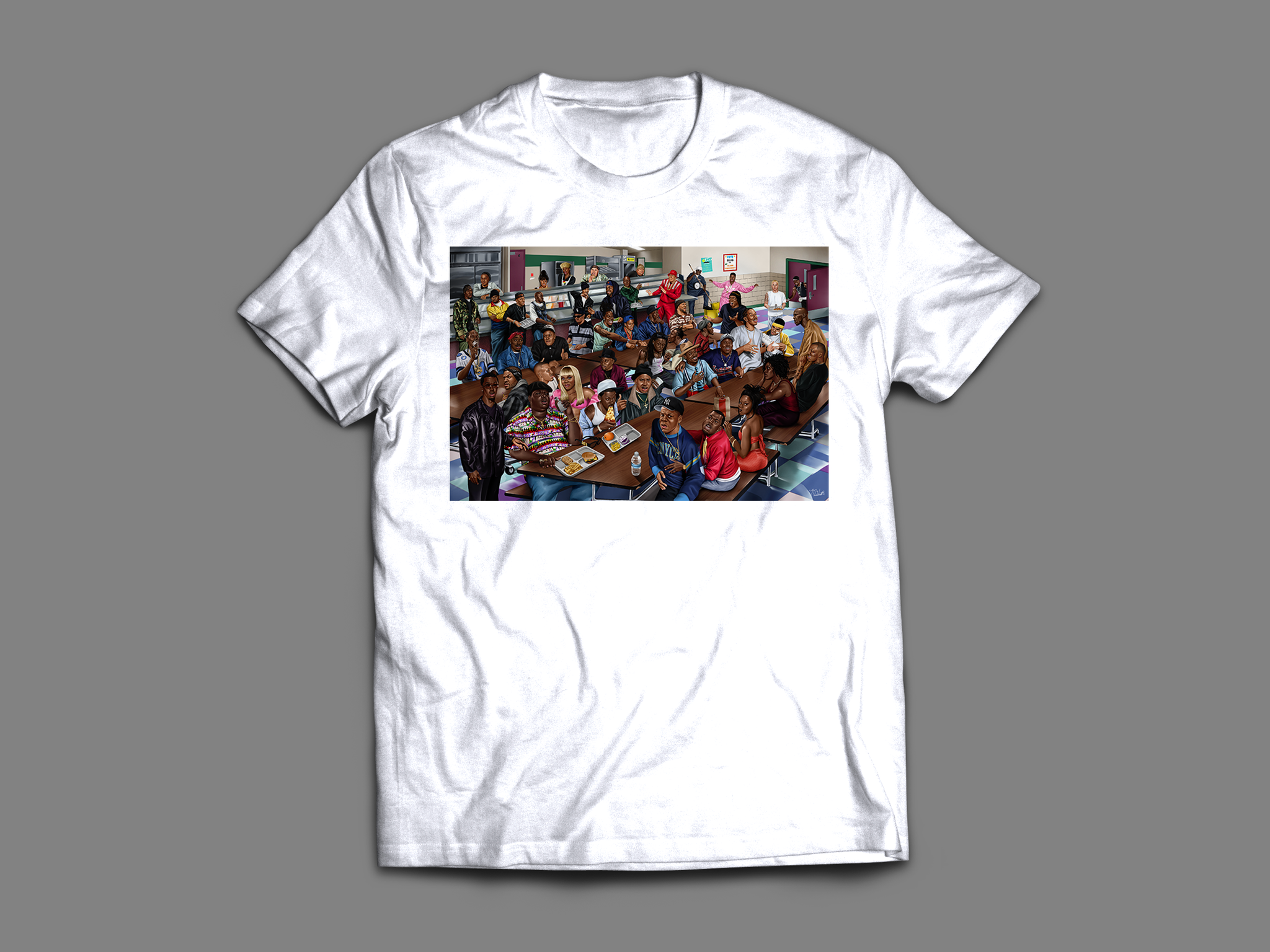 'The Lunchroom' T-Shirt