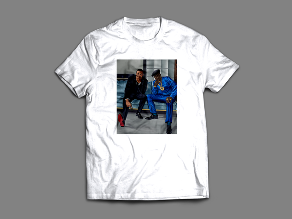 'Ghost X Nino' T-Shirt