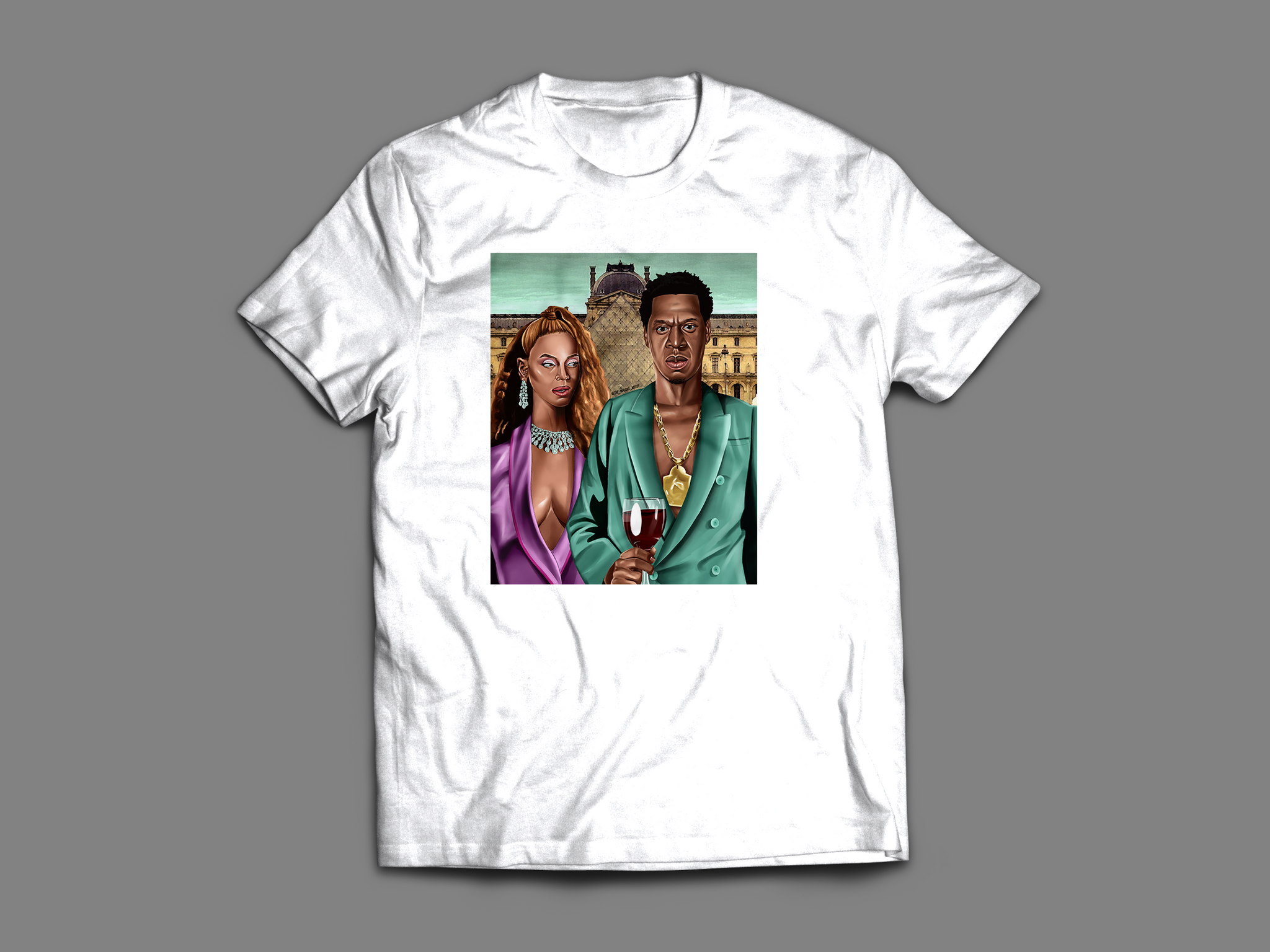 'The New American Gothic' T-Shirt