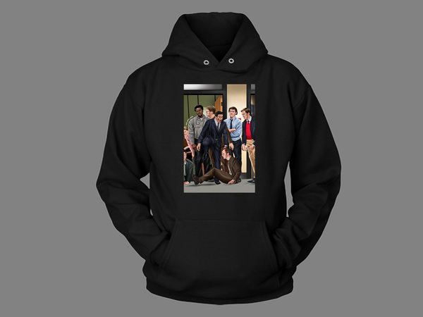 'Michael Scott - The Answer' Hoodie