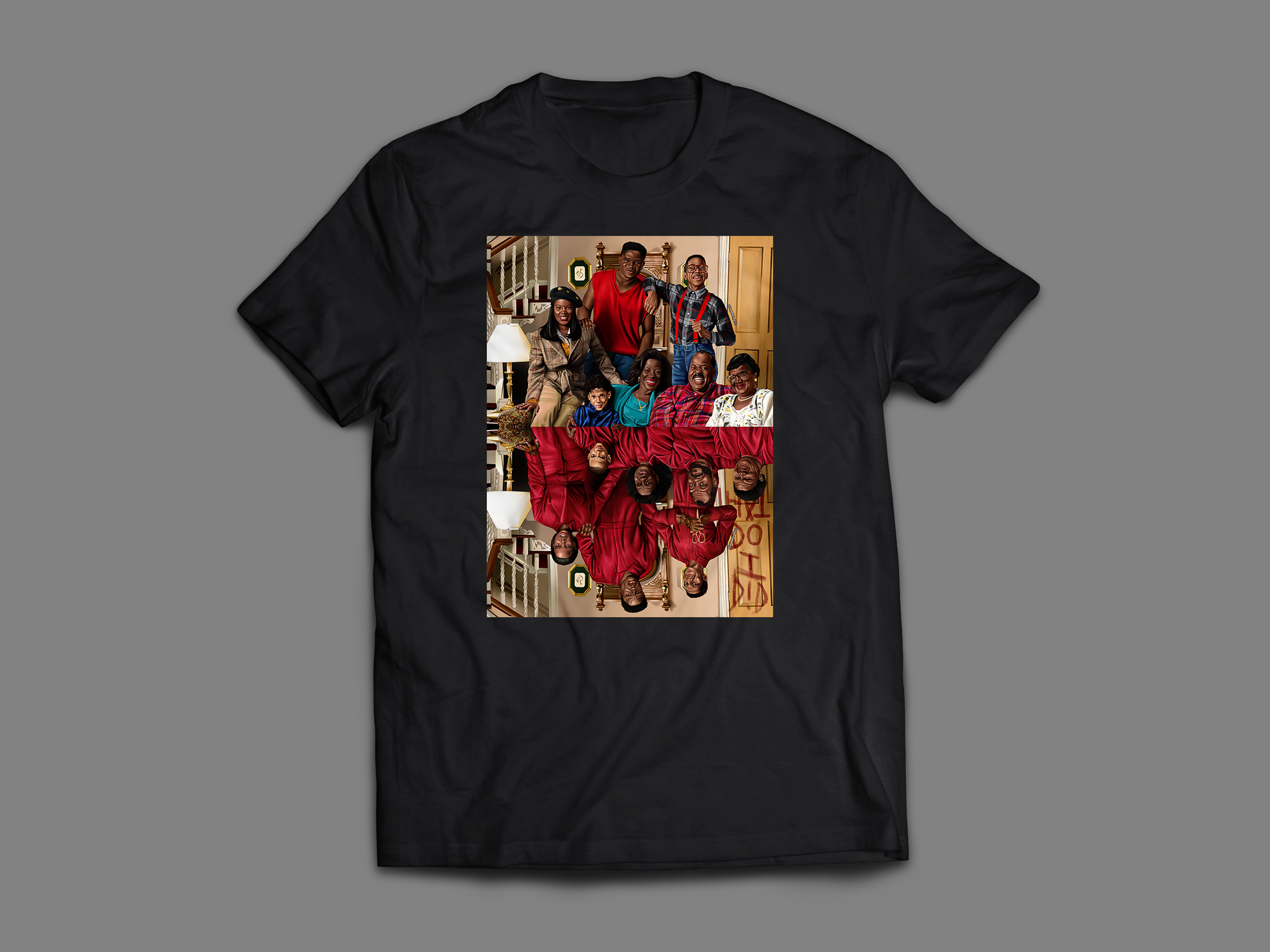 'Tethered Winslows' T-Shirt