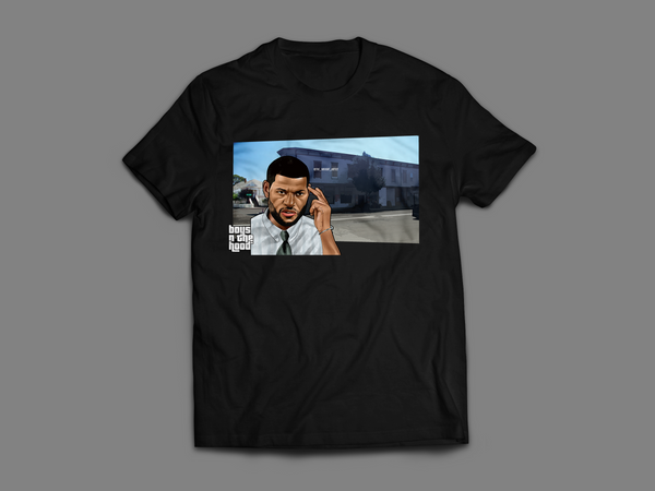 'Boyz N The Hood (Furious)' T-Shirt