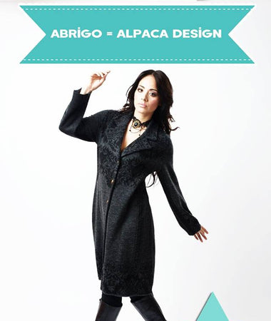 Black Coat of Alpaca