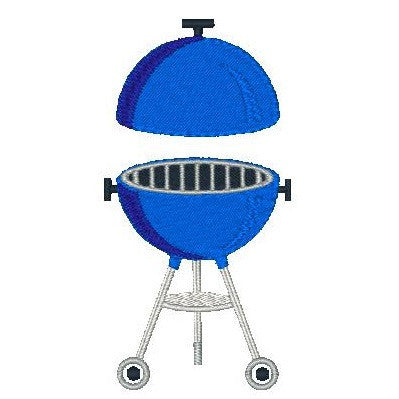 Weber Barbeque Machine Embroidery Design Rosieday Embroidery
