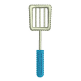 Mini spatula machine embroidery design by embroiderytree.com
