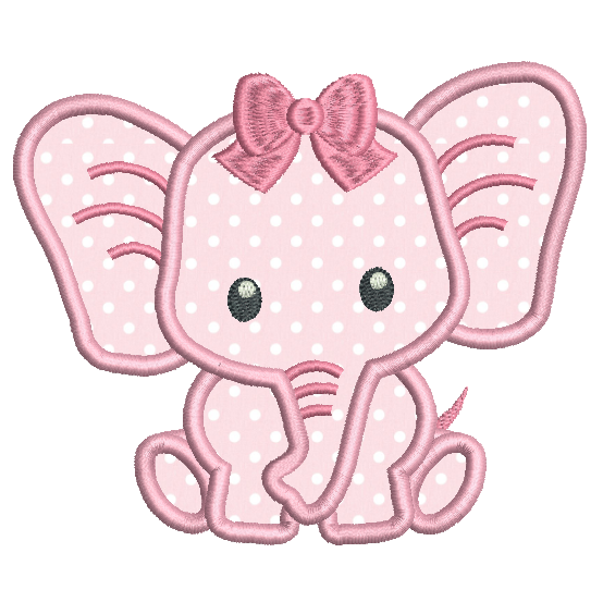 Baby Elephant Applique Machine Embroidery Rosieday Embroidery Rosiedayembroidery ✓ free for commercial use ✓ high quality images. baby elephant applique sa545 2
