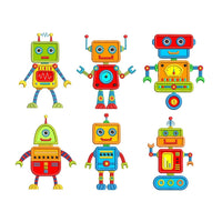 Robot applique machine embroidery designs by rosiedayembroidery.com