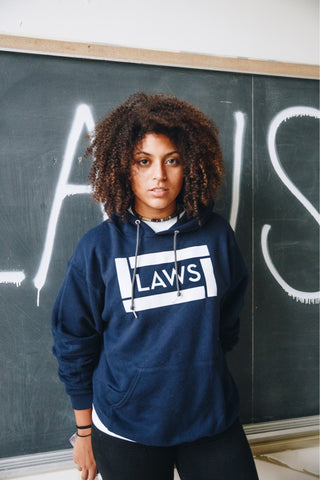 LAWS (Classic Logo) Hoodie