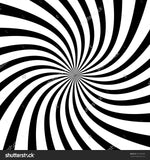 Black and White Swirl Print Photography Backdrop