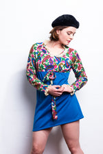 Vintage 60s Psych Dress - Loversvintage