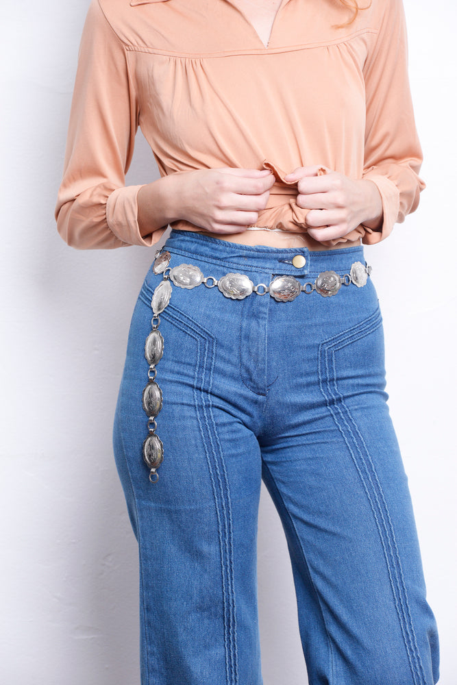 Wild Western Trinket Belt - Lovers Vintage
