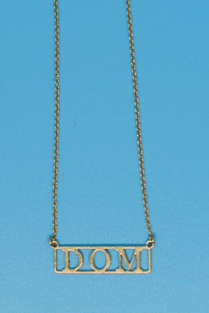Dom Lovers Necklace