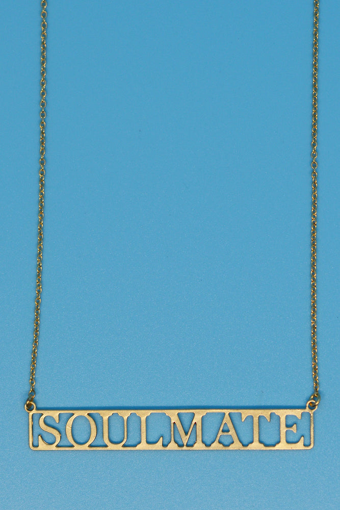 Soulmate Lovers Necklace - Loversvintage