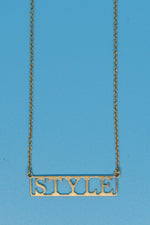 Style Lovers Necklace - Loversvintage