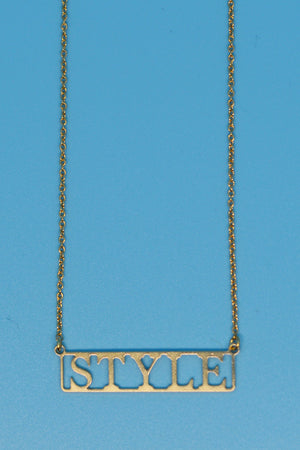 Style Lovers Necklace