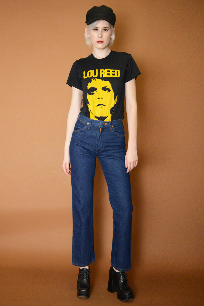 Lou Reed Tee - Lovers Vintage