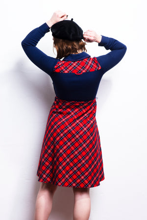 Load image into Gallery viewer, 60s Vintage Scooter Hunny Dress - Loversvintage