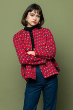 Reversible Lovers Jacket - Loversvintage