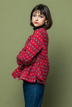 Reversible Lovers Jacket - Lovers Vintage