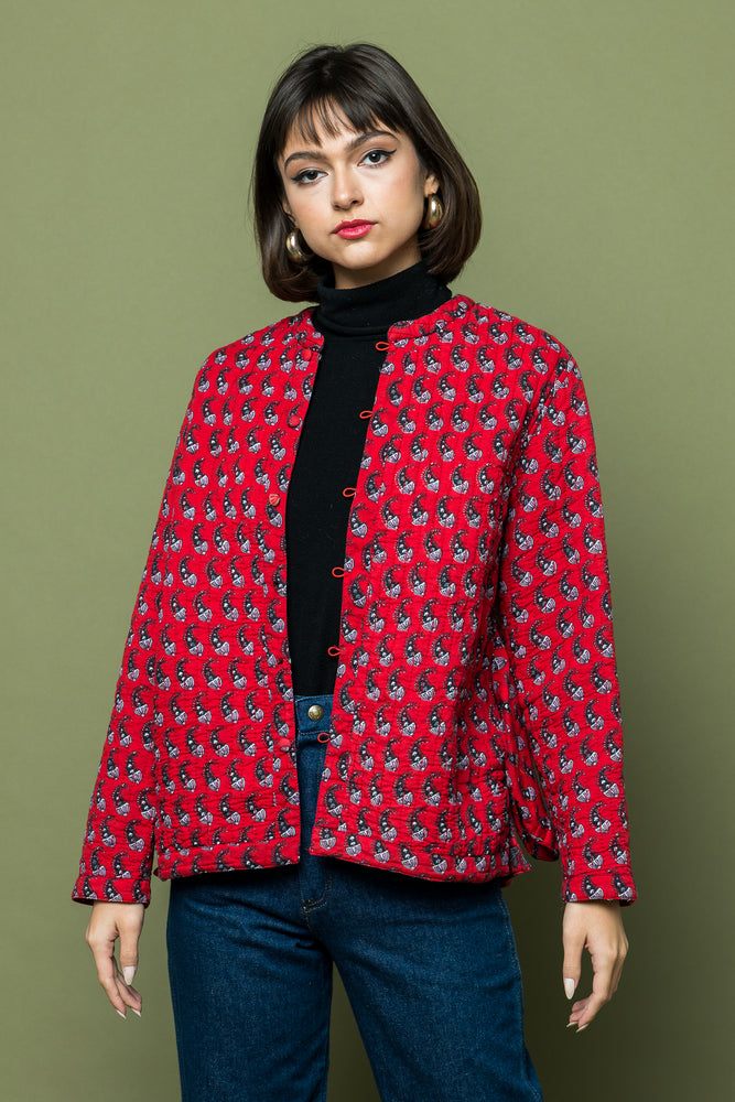 Load image into Gallery viewer, Reversible Lovers Jacket - Lovers Vintage