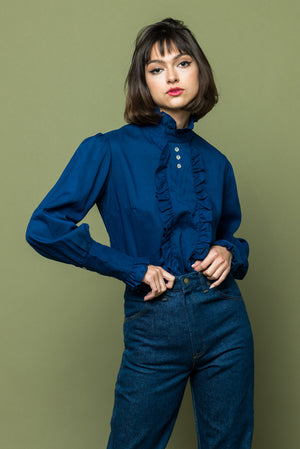 Mod Money Sixties Blouse