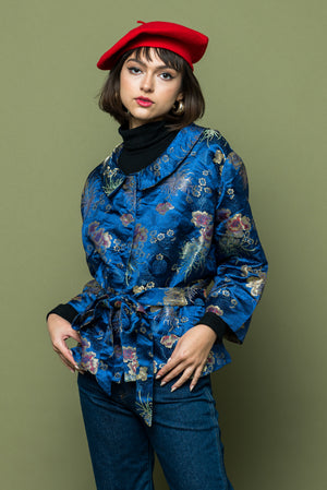Asian Silk Jacket