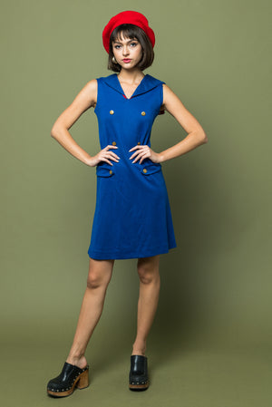 Sailor Dress - Loversvintage
