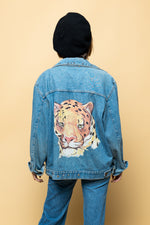 Texas Tigress Denim Road Warrior - Loversvintage