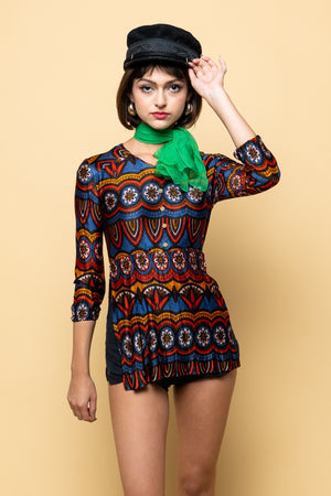 Brit Pop Mini Tunic