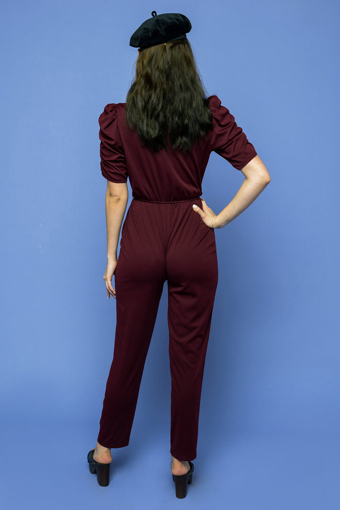 Load image into Gallery viewer, Vintage Disco Jam Jumpsuit - Loversvintage