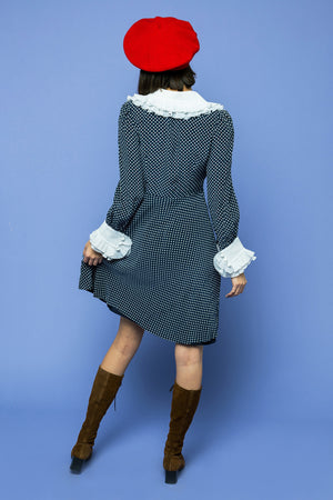 Vintage Scooter Babe Dress - Loversvintage