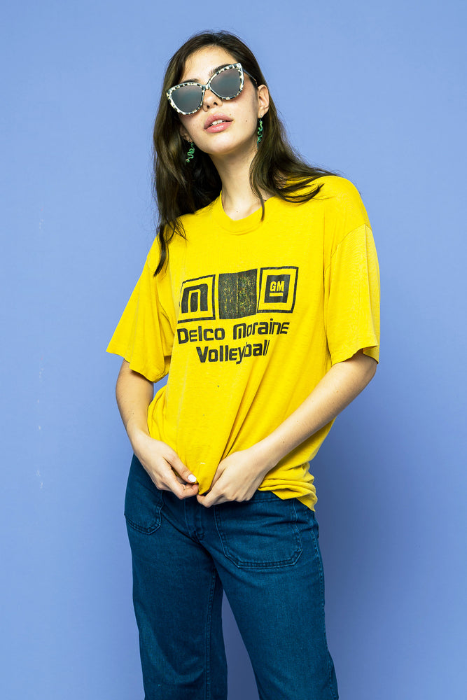 Vintage Super Soft Sporty Tee - Loversvintage