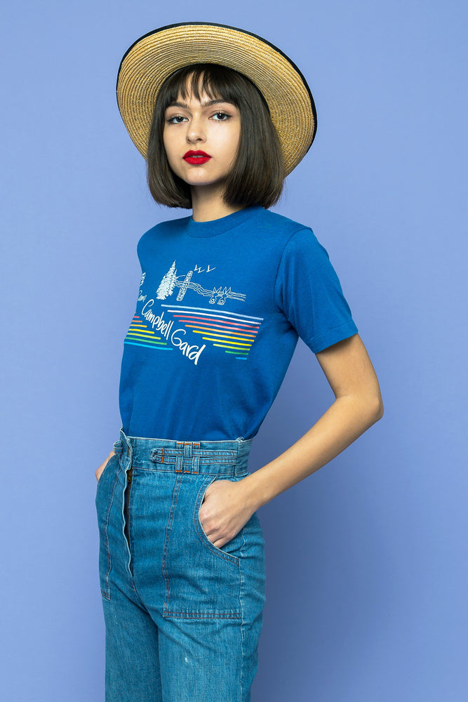 Vintage Summer Camp Tee - Lovers Vintage