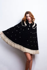 Vintage Wild West Poncho - Lovers Vintage