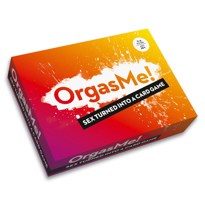 OrgasMe! - Sex turned into a card game