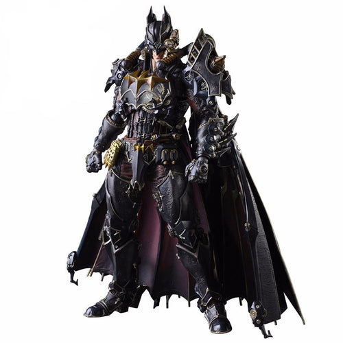 Dark Knight Batman Steampunk Armored Action Figure