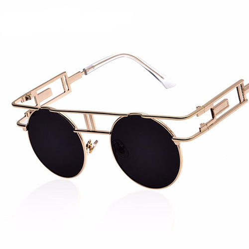 Abstract Steampunk Sunglasses