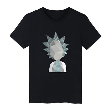 New Rick and morty Geometric 3D Cartoon faucet design